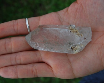 Natural Clear Quartz Crystal