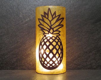 Pineapple Kitchen Light, Pineapple Decor