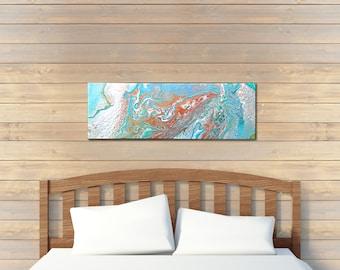 Rusty  |  Acrylic Painting  |  Abstract Art |Wall Decoration | Canvas Painting | Original Artwork | Wall Art | Artwork