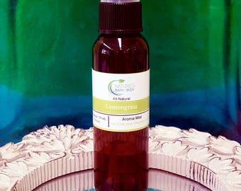 All-Natural Lemongrass Aroma Mist