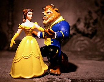 Beauty and the Beast - Photograph - Various Sizes