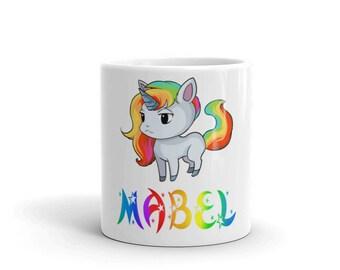 Mabel Unicorn Mug