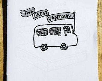 The Great Vantourio - issue 10