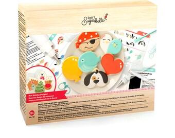 Sweet Sugarbelle Cookie Cutter Kit, Bonus Sweet Sugarbelle Shape Shifter Kit wth Tools, Baking Tools, Baking Kit, Cookie Making Kit