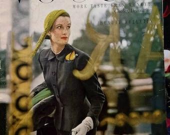 Vogue Magazine October 1949