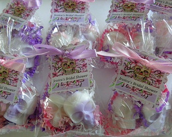 20 Sugar Skull Party Favors, 40 Soap Skulls, Birthday Party, Special Occasion Favors