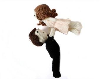 Dirty Dancing Dolls Crochet Amigurumi Patterns