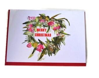 Aussie - Christmas cards