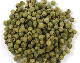 Green Peppercorns - WHOLE - Organic (2 oz.)