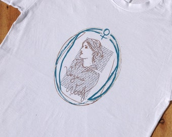 Virginia Woolf - Feminist T-Shirt