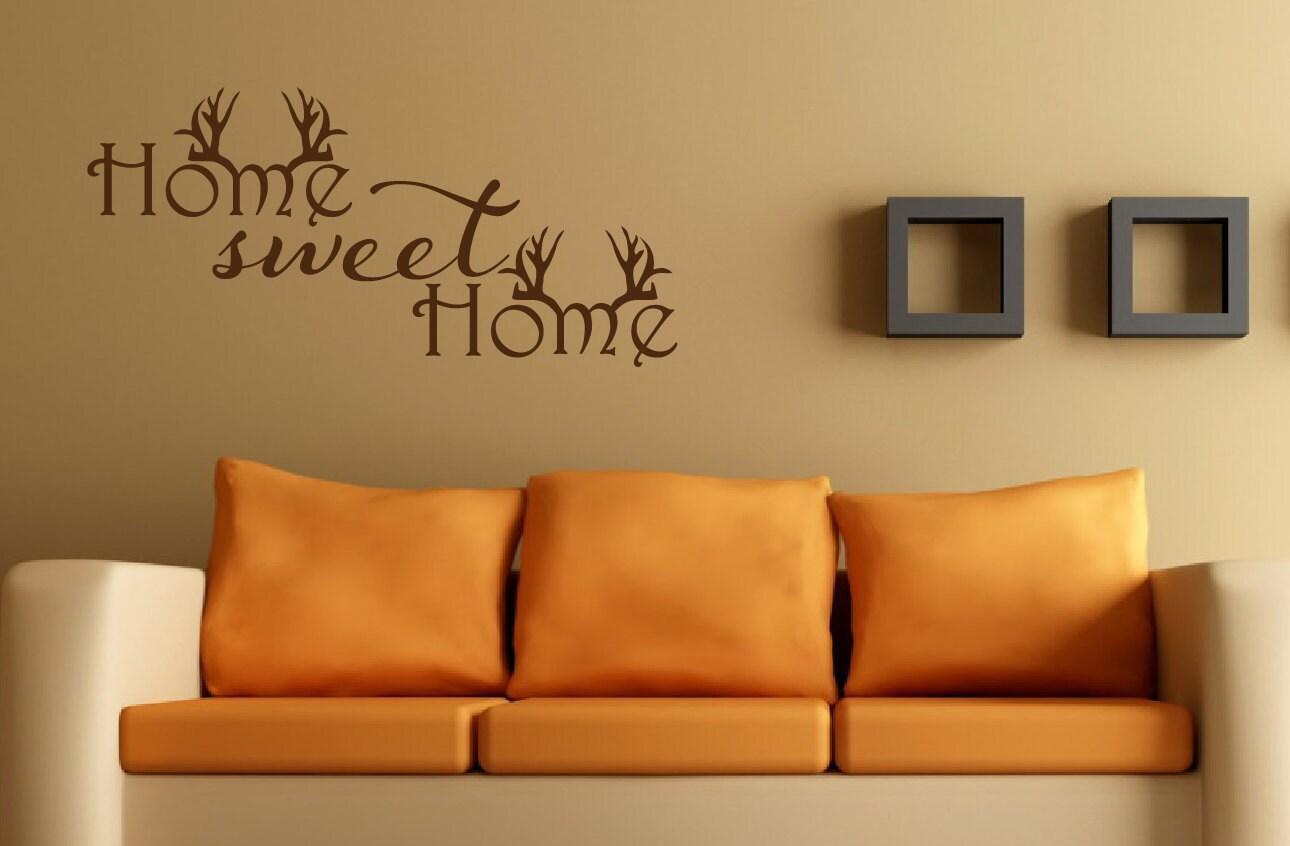 Sweet home decor