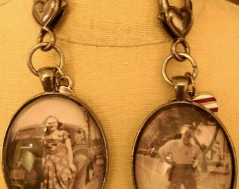 Custom pendants and magnets