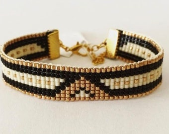 Bracelet made of special beads