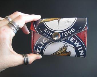 Pelican Tsunami Stout Small Snap Wallet