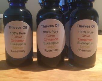 Thieves Oil   (1 full fluid ounce)