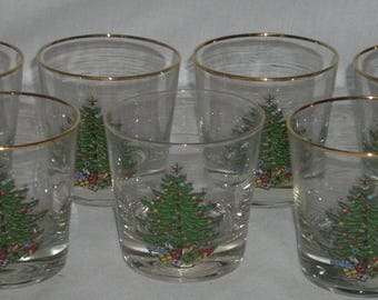 Christmas Tree 8 oz Old Fashioneds Cuthbertson 7