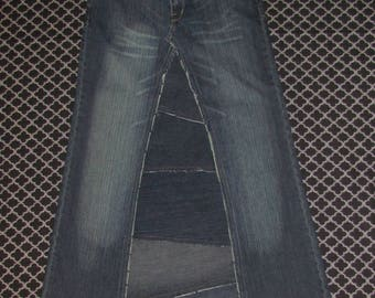 LADIES JEAN SKIRT- Made To Order