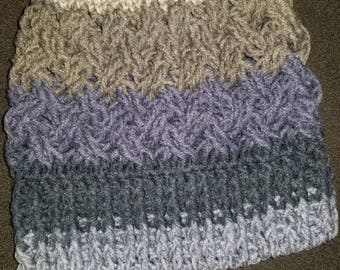 Crochet: Interweave cable hat
