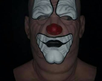 Big Boy Silicone Mask by Slabworx (2-4 week turn around) painted to your specifications