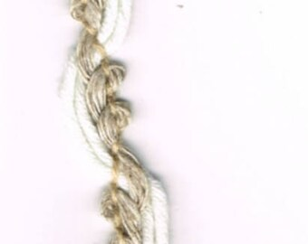 Stripe cotton linen 7290