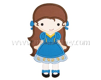 Princess of Avalor 2 Applique Design