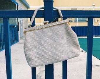 Vintage La Regale Beaded Handbag