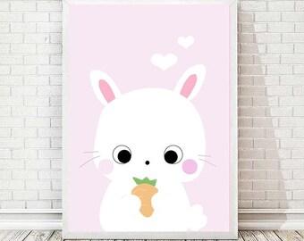 Rabbit Fine print