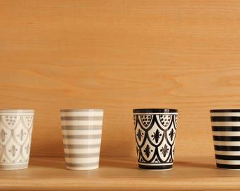 Cups, glasses