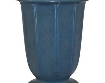 Rookwood Pottery 1924 Blue Vase 2743