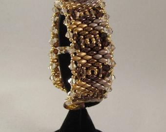 Copper Sparkler Bracelet
