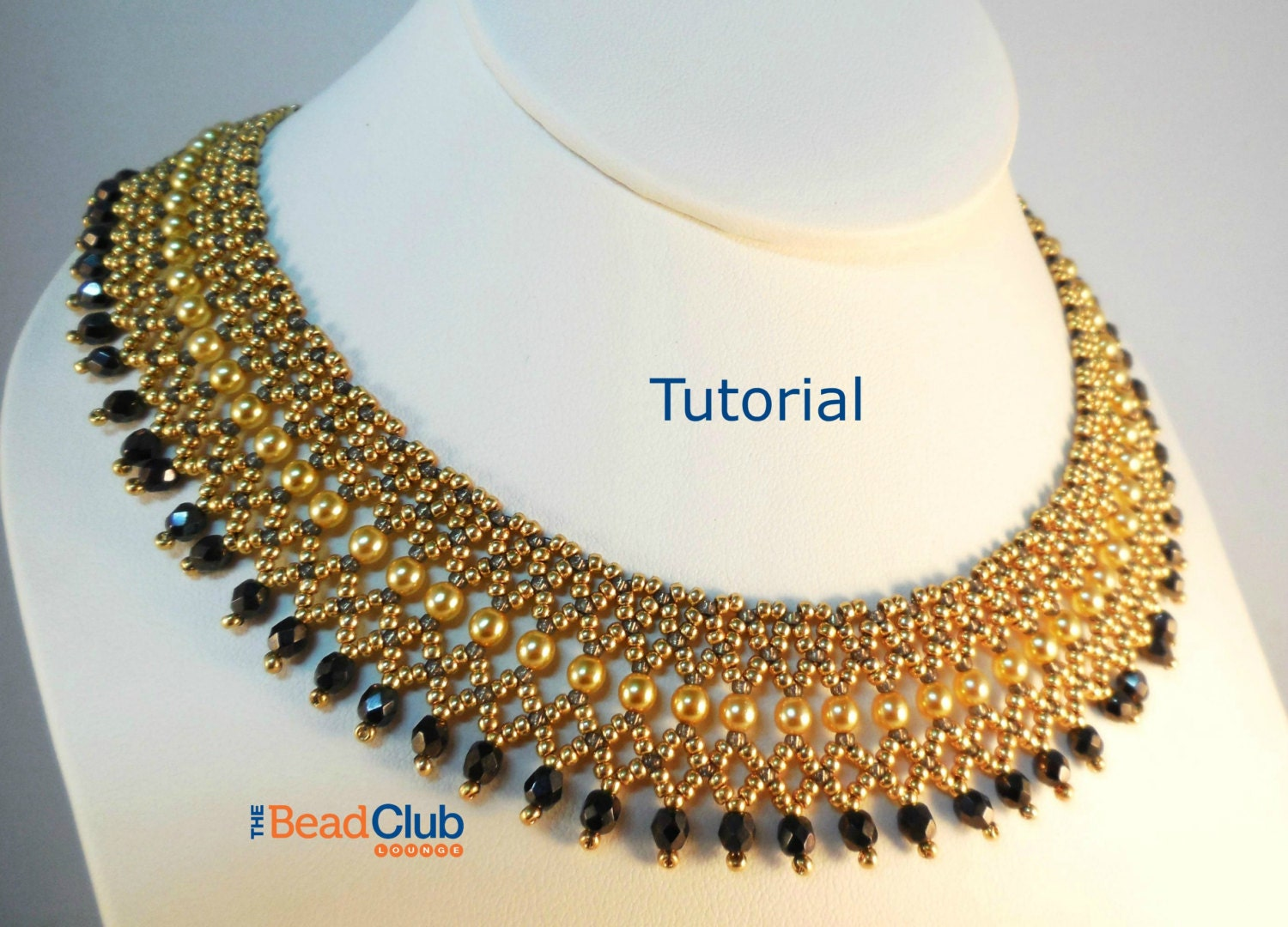 Necklace Patterns Seed Bead Tutorials Bead Netting