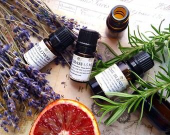 Balsam Fir Essential Oil Blend. Balsam Fir and Fir absolutes. 5 ML