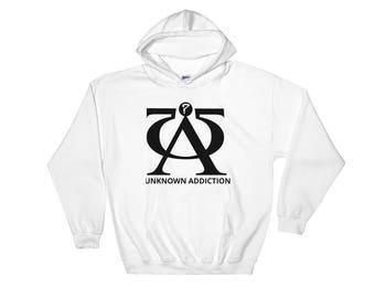 Unknown Addiction Hooded Sweatshirt
