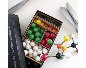 Vintage Molecular Models
