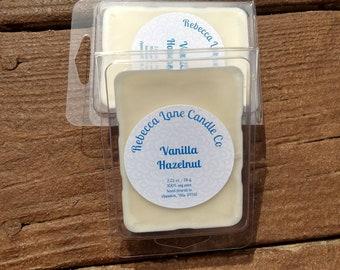 Vanilla Hazelnut - Soy Wax Melts