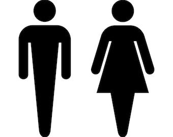restroom clipart etsy rh etsy com restroom clip art free male restroom clipart