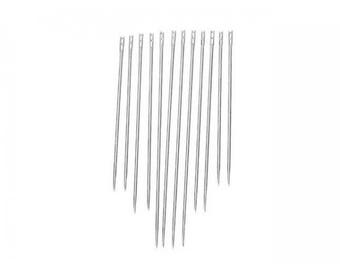 Set of 12 needles automatic Threading 36, 42 and 50mm