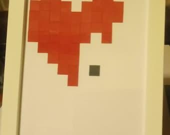 Breakout Heart Mosaic