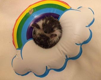 Inflatable Floating Rainbow Bath Toy