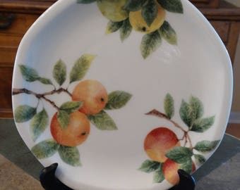 Royal Doulton Citrus Grove Luncheon Plates