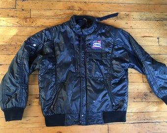 Vintage Arctic Circle Honda jacket Large