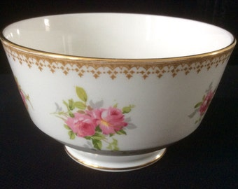 Crown Staffordshire Sugar Bowl
