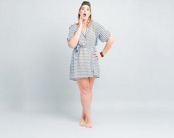 grey plus size, plus size cover up, shirt dress, midi dress, summer dress, plus size kimono, beach wear, plus size swimwear, boho plus size,