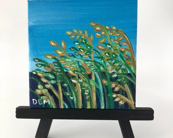 Painting of Florida Sea Oats