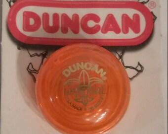 Vintage Duncan Yo-Yo, new, unused, original packaging, NOS
