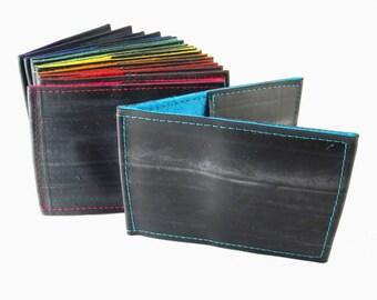 Kartenetui, Klapp-Kartenetui, Card, Holder, Wallet, Case, Eco-Friendly, Bicycle Tube, Vegan Wallet, Slim Wallet, Upcycling