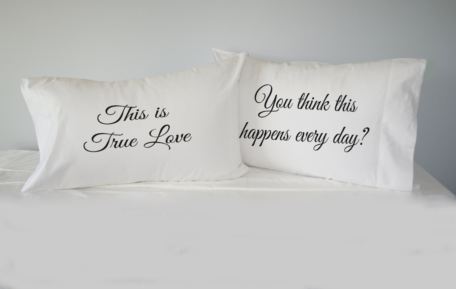 The Princess Bride Pillowcase Set Gift For Couples Pillow