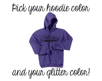 Younique Glitter Hoodie, Glitter Younique, Younique, Hoodie