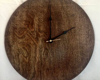 Simple Wood Clock