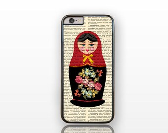 iPhone 7-Matryoshka doll iPhone 7/7plus cae-Matryoshka iPhone 6/6s-iPhone 6 Plus-iPhone 5/5S-Galaxy S4/S5/S6/S7-Huawei P9-Natura Picta-NP047